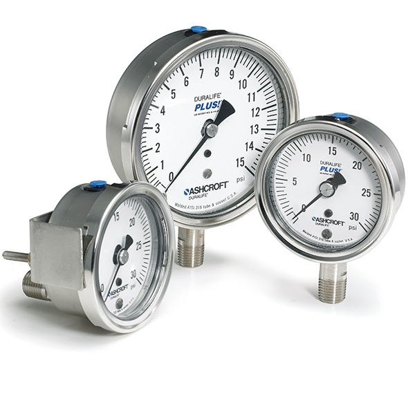 manómetro ashcroft 1009