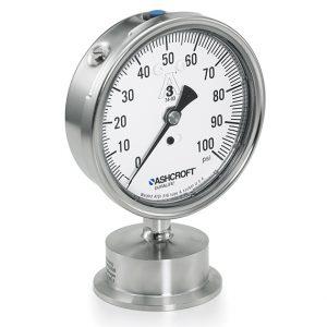 manometro sanitario ashcroft 1032