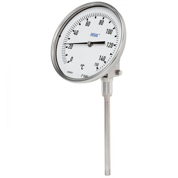 termometro bimetalico Wika