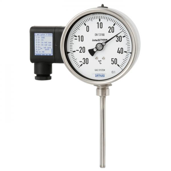 termómetro Wika
