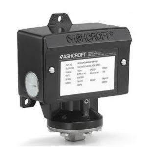interruptor presion ashcroft