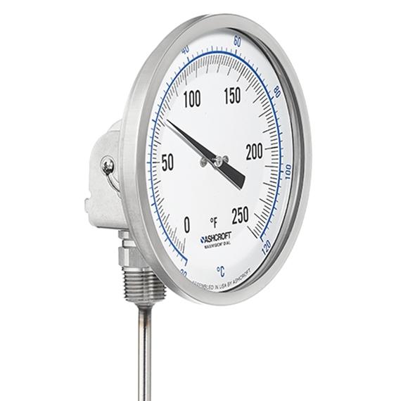 termómetro bimetálico ashcroft
