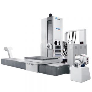 Mandrinadora CNC Romi